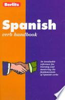 Spanish Verb Handbook