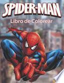 Spiderman Libro de colorear
