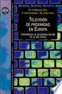 Televisión de proximidad en Europa