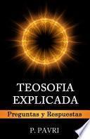 TEOSOFIA EXPLICADA
