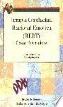 Terapia conductual racional emotiva (REBT)