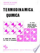 Termodinámica química: Sosa Sánchez, R. Equilibrio químico en sistemas homogéneos; propiedades coligativas de las soluciones