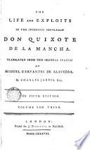 The Life and Exploits of the Ingenious Gentleman Don Quixote de la Manche,3