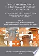 The Ovoid Amphorae in the Central and Western Mediterranean