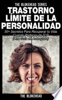 Trastorno Límite de Personalidad. Una guía de autoayuda