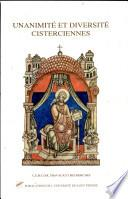 Unanimité et diversité cisterciennes