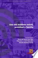 Uso del telŽfono m—vil, juventud y familia