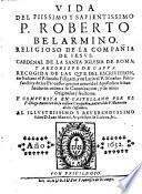 Vida de Roberto Belarmino cardenal y arzobispo de Capua