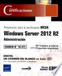 Windows Server 2012 R2 - Administración