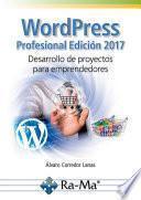 WordPress Profesional Edición 2017
