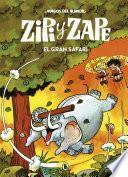 Zipi y Zape. El gran safari (Magos del Humor 18)